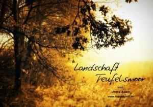 Posterbuch Landschaft Teufelsmoor